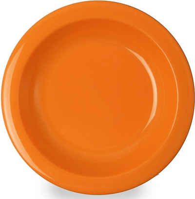 WACA Suppenteller, (4 Stück), Ø 21,6 cm, Kunststoff