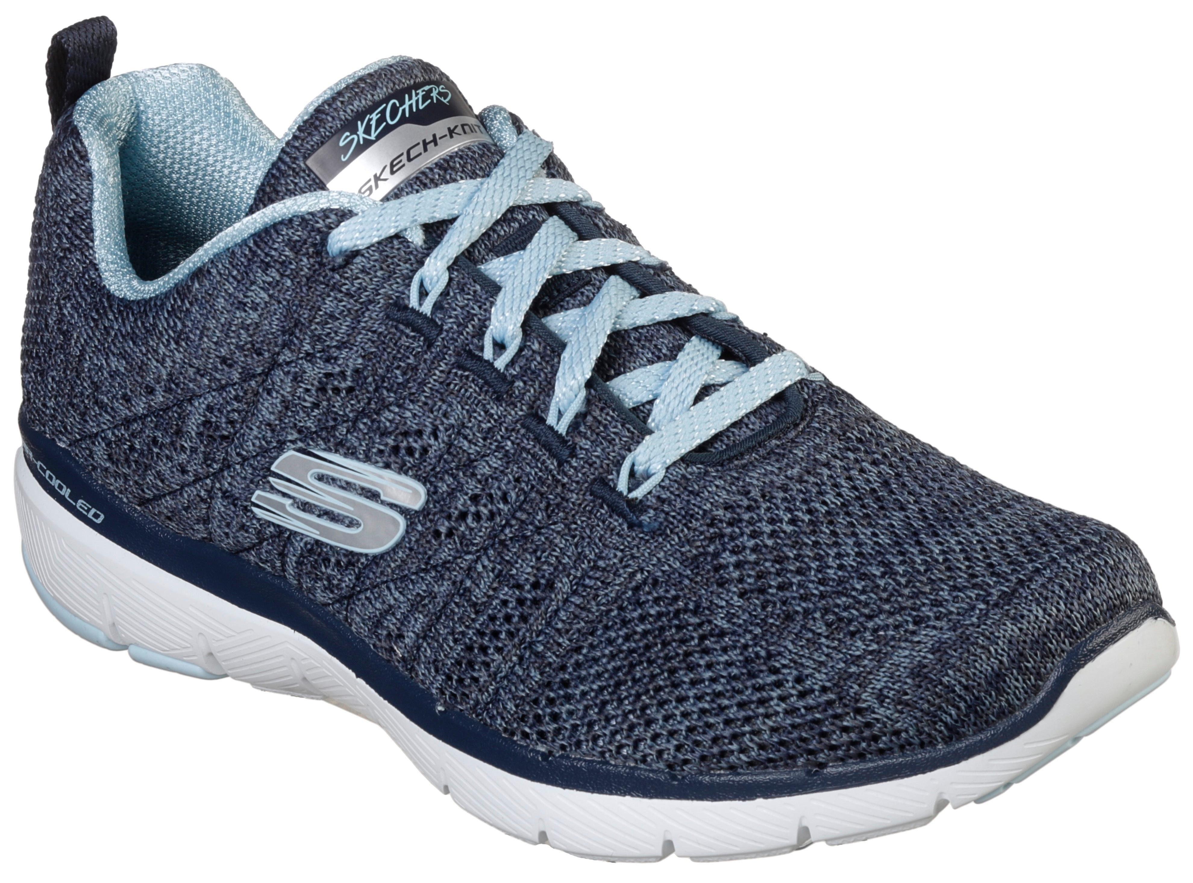 Skechers »Flex Appeal 3.0 High Tides« Sneaker in toller Farbkombi online kaufen | OTTO
