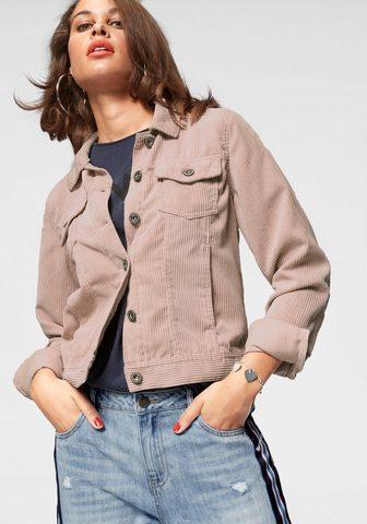 Пиджак вельветовый »ELVIRA«...