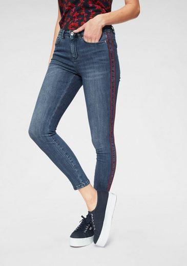 Vero Moda Skinny-fit-Jeans »SEVEN PIPING«
