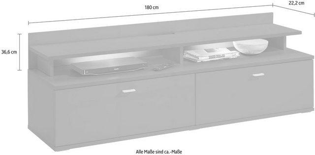 TV Möbel - set one by Musterring TV Aufsatz »TACOMA«, Typ 61  - Onlineshop OTTO