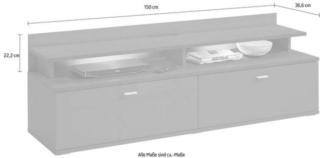 TV Möbel - set one by Musterring TV Aufsatz »TACOMA«, Typ 62  - Onlineshop OTTO