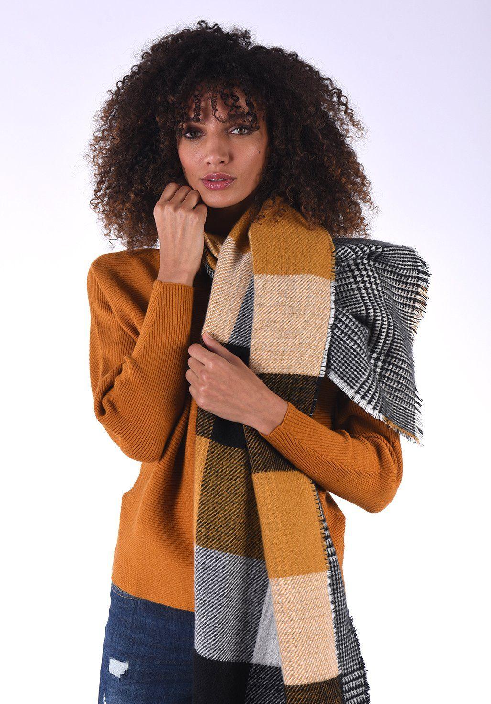 Schal In Elegantem Online Design Kaufen Kaporal Y6gyIfvb7