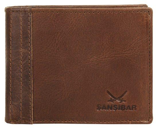 Sansibar Brieftasche (1-tlg), Fotofach