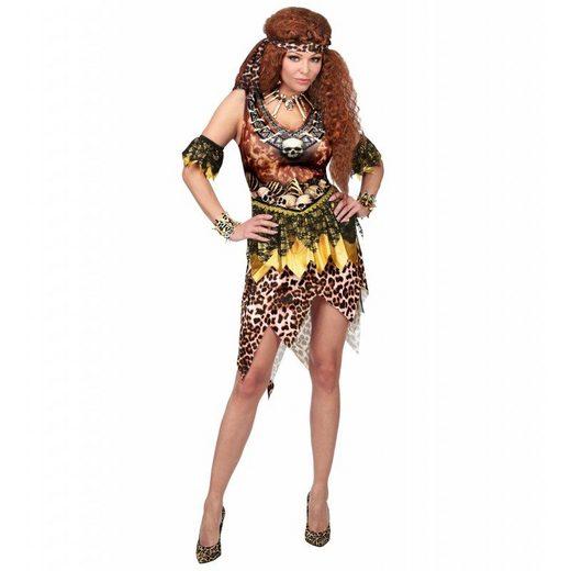 Voodoo Pristerin Kostüm für Damen