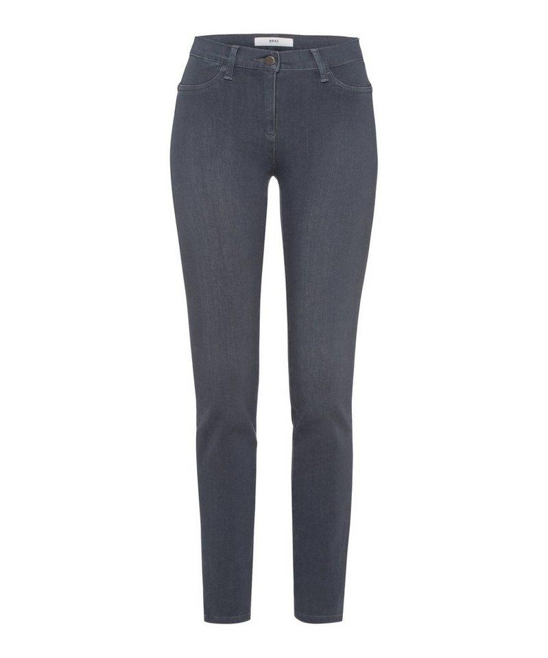 Brax Röhrenjeans »Style Spice« | Bekleidung > Jeans > Röhrenjeans | Grau | Denim - Jeans | Brax