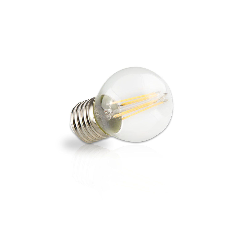 INNOVATE E27 LED-Birne G45 im praktischen 5er-Set