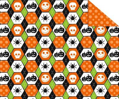 "URSUS Fotokarton ""Halloween Pumpkin"" 300 g/qm"
