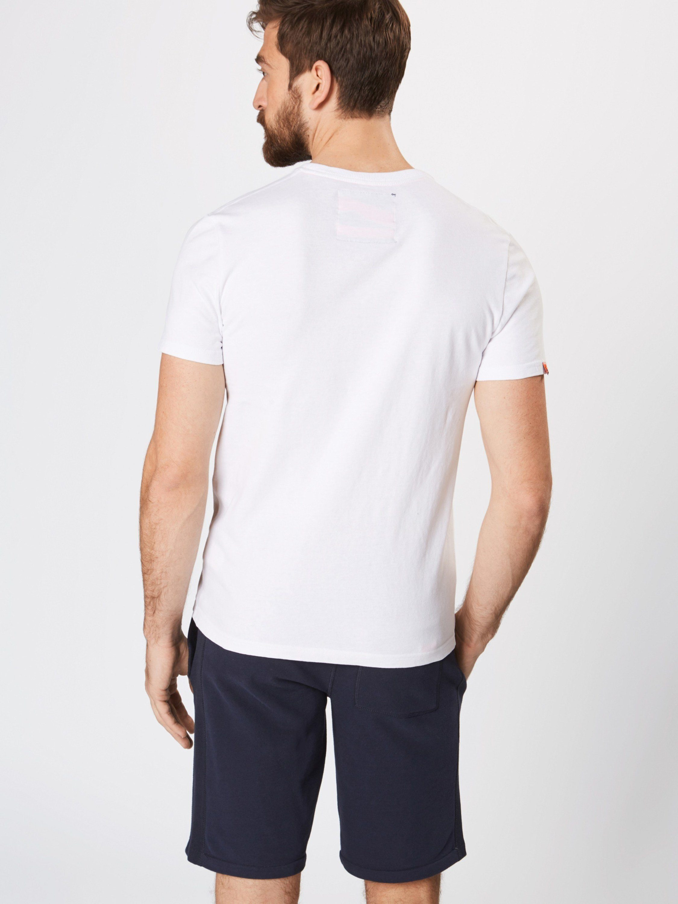 Tee« Print Kaufen shirt Classic »heritage Superdry 8nPX0kNOw