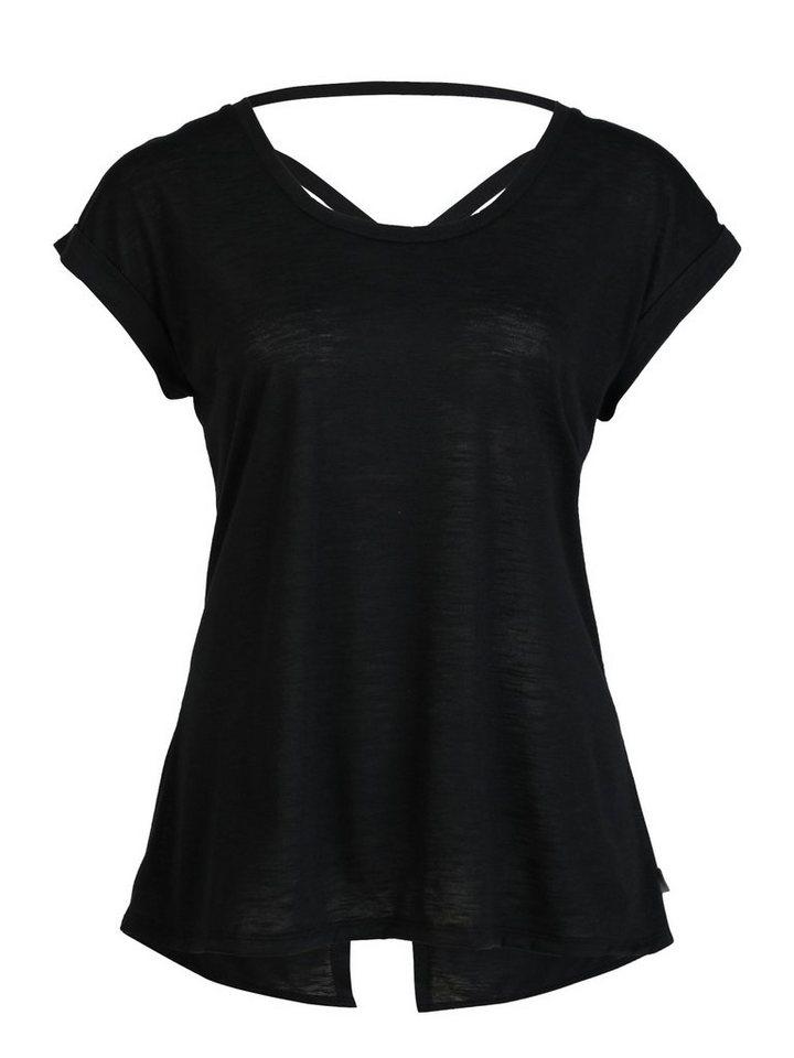 Marika Yogashirt »Rowena« Cut-Outs | Sportbekleidung > Sportshirts > Yogashirts | Schwarz | Marika