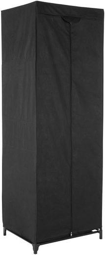 Stoffkleiderschrank »aus Vlies«, Maße: 176x60x50 cm