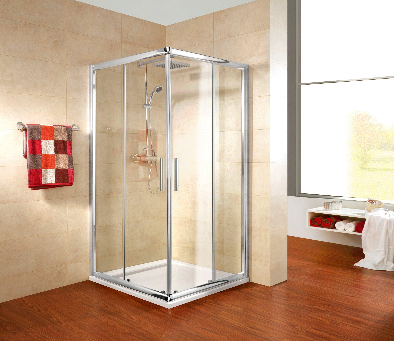 SCHULTE Sparset: Eckeinstieg »Kristall Trend«, 90 x 75 cm