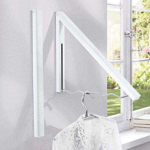 Schneider Garderobe »Kroko«, Weiß