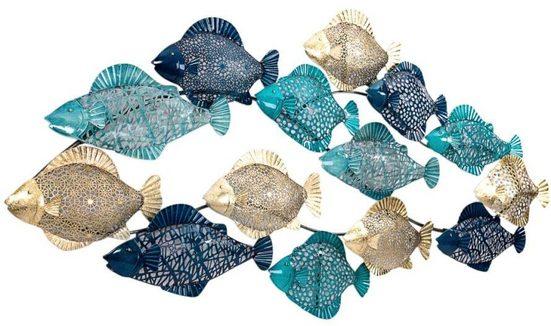 Schneider Wanddekoobjekt »Fishes«