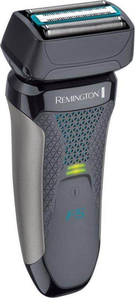 Remington Elektrorasierer F5000 Style Folienrasierer, Langhaartrimmer grau  Elektrorasierer
