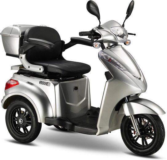 IVA Elektromobil »E 1000«, 20 km/h