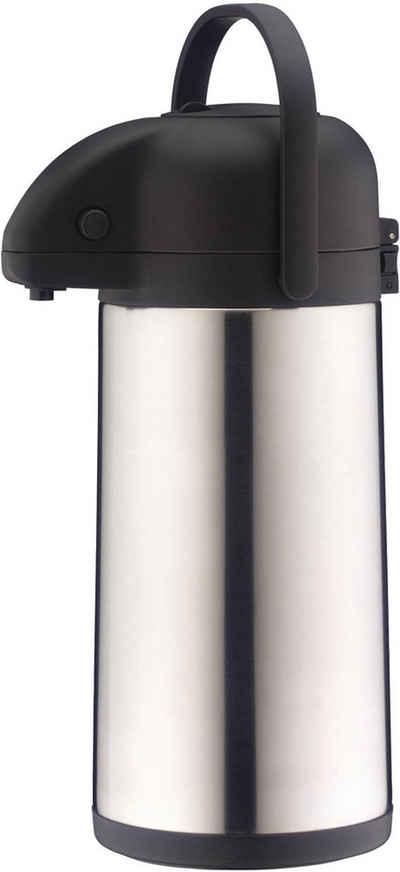 Alfi Pump-Isolierkanne »TT«, 2,5 l, aus Edelstahl