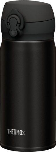 THERMOS Thermoflasche »Ultralight black«, ideal für den Alltag, aus Edelstahl