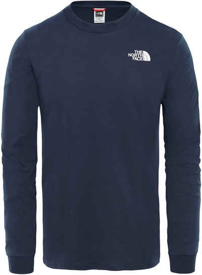 The North Face Longsleeve »SIMPLE DOME«