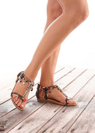 Lascana look Sandale Sandale Im Im Lascana Festival 7BOqBvYnr