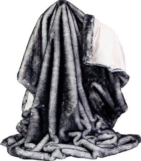 Wohndecke »Husky«, Star Home Textil, besonders weich