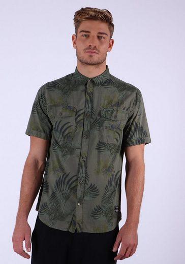 Freizeit Mit hemd Kaporal Muster Modischem Cn6pPFSq