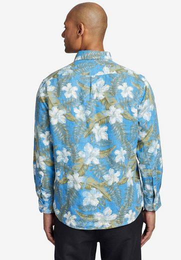 Langarmhemd Leinen »dorian Aus Khujo Aop« nUYHn8