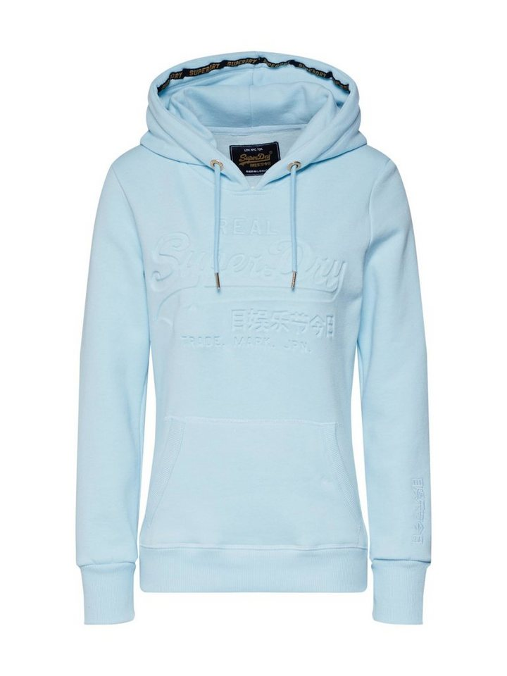 new style d1b21 f72ed Superdry Sweater »V LOGO PASTEL DEBOSS ENTRY HOOD« | OTTO