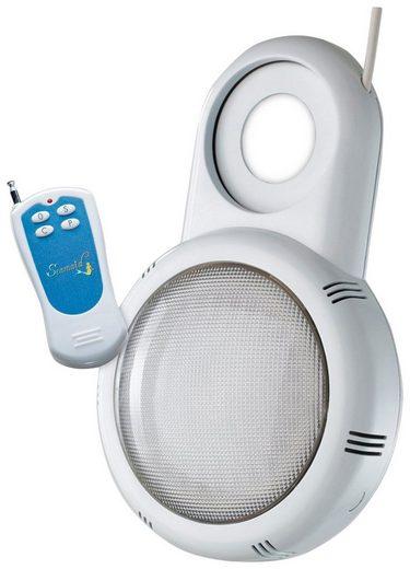 MYPOOL LED-Scheinwerfer weiß, mit RGB LED