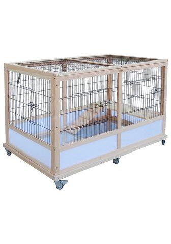 HABAU Клетка для мелких животных BxTxH: 118x...