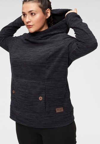 SHEEGO Флисовий пуловер