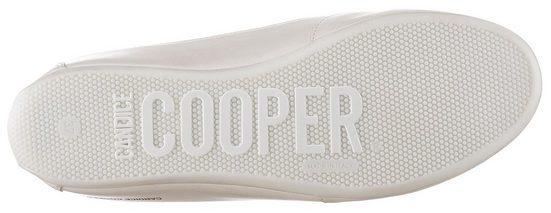 Mit Sneaker Wechselfußbett Candice »rock« Cooper PzgaZR