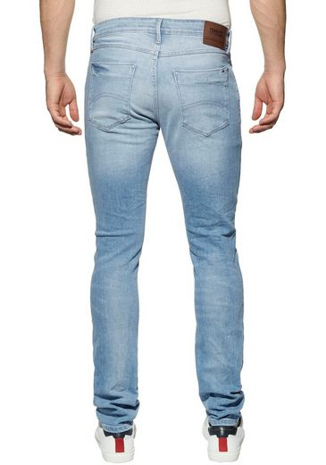 TOMMY JEANS Slim-fit-Jeans »SLIM TAPERED STEVE«