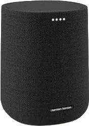 Harman/Kardon Citation One Multiroom-Lautsprecher (Bluetooth, WLAN (WiFi), 40 W, kabellos, Mit Google Assistant und Chromecast Technologie)