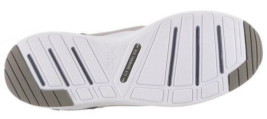 Mit Jeans Pepe Logoschriftzug Sneaker »jayker« Seitlichem qBtt7