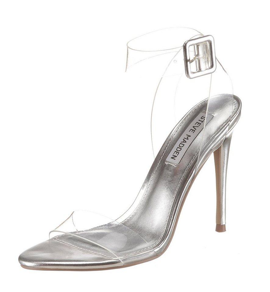 steve madden -  High-Heel-Sandalette mit verstellbarer Schnalle
