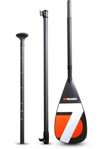 D7 SUP-Paddel »Profi Carbon Paddel&...