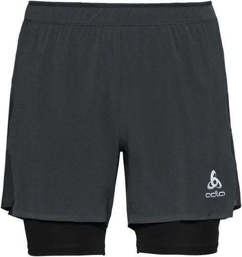 Schwarz Odlo »zeroweight 1 Men« Shorts Ceramicool Pro In Hose 2 6Ybf7gyv