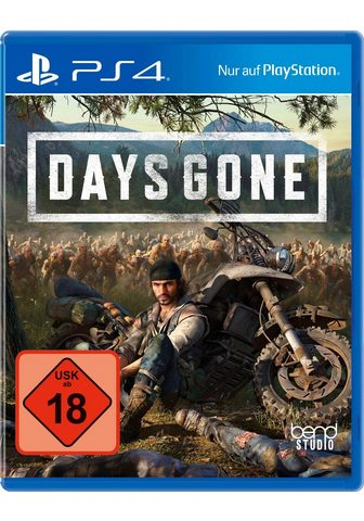 PLAYSTATION 4 Days Gone