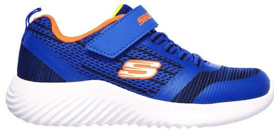 Skechers Kids »Bounder« Sneaker mit praktischem Klettverschluss