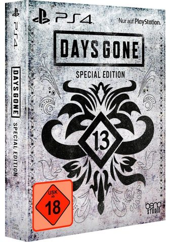 PLAYSTATION 4 Days Gone Special Edition