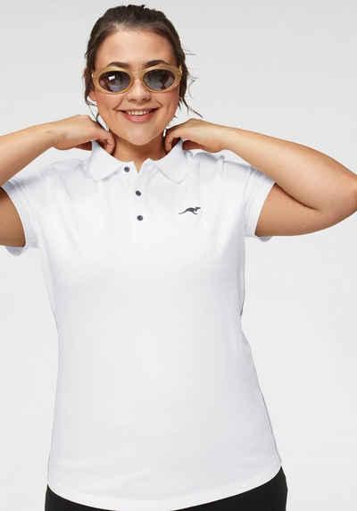 KangaROOS Poloshirt Große Größen