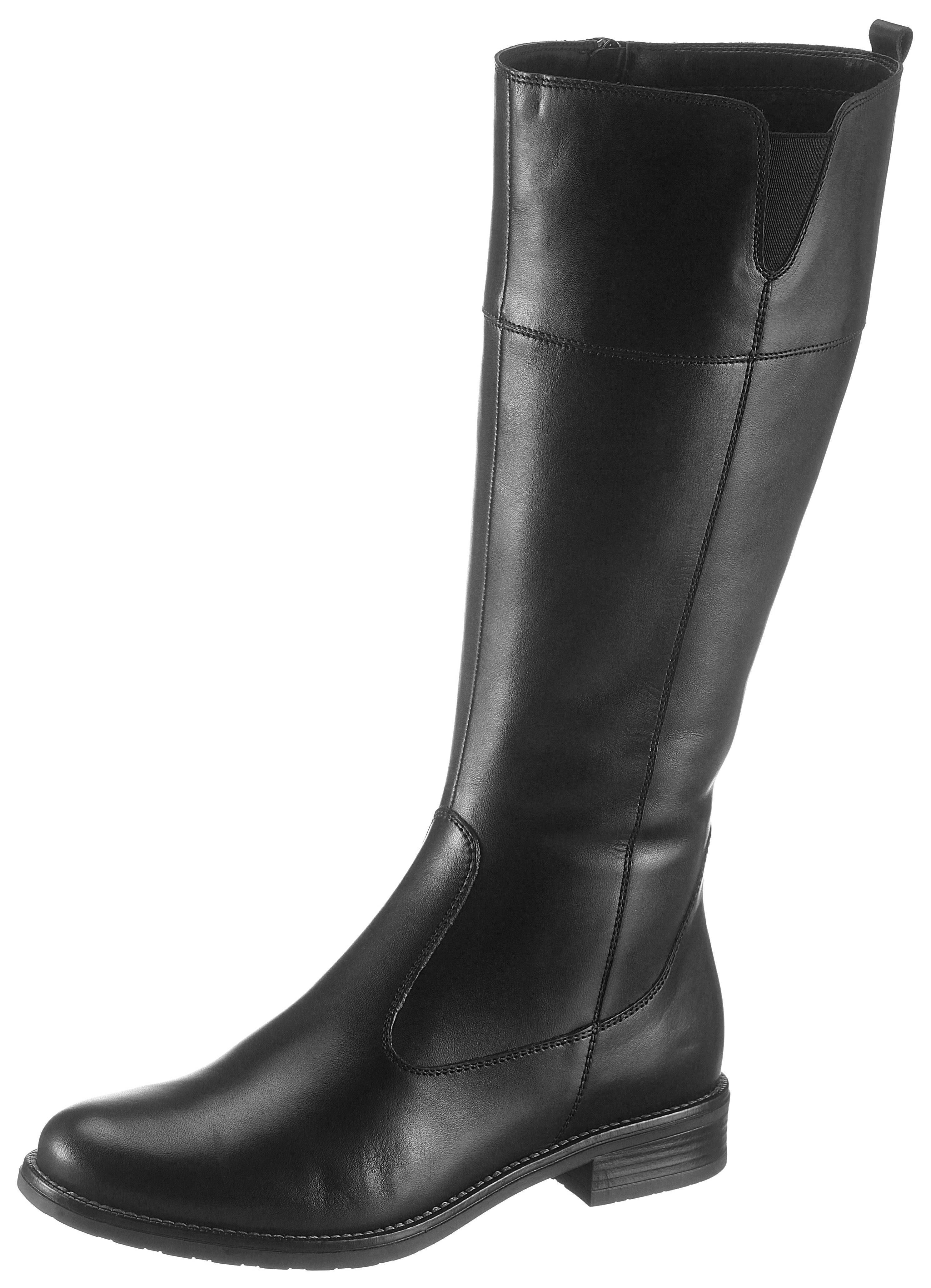 Tamaris »Cari« Stiefel mit Stretcheinsatz am Schaft online kaufen | OTTO