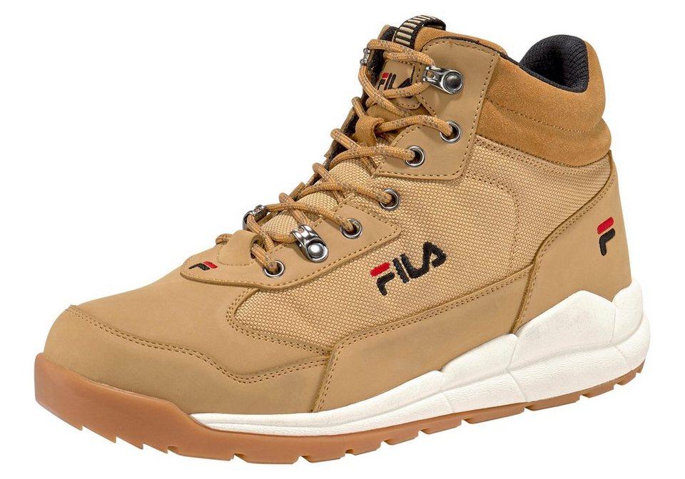 überlegene Materialien riesige Auswahl an gut aussehend Fila »Alpha Mid« Schnürboots, Winterlicher Sneakerboot von Fila online  kaufen | OTTO