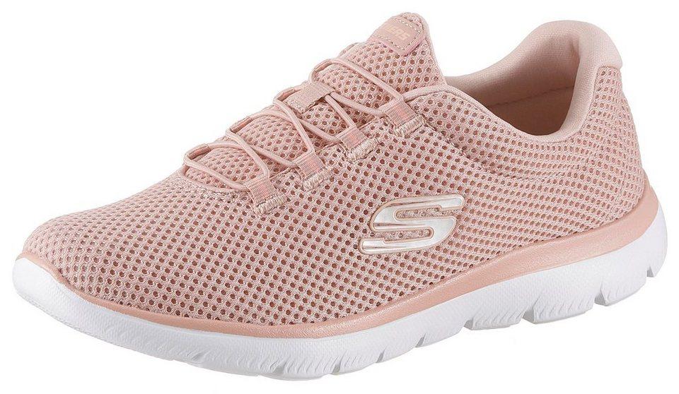 6d74c565d3 Skechers »Summits« Slip-On Sneaker mit Dämpfung durch Memory Foam ...