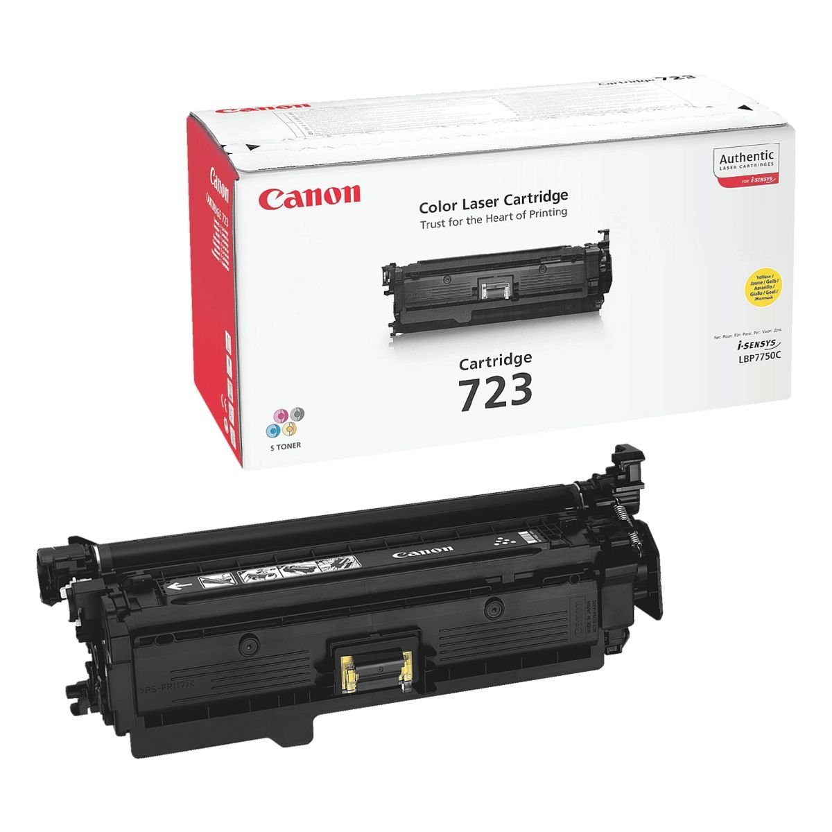 Canon Toner »723Y«
