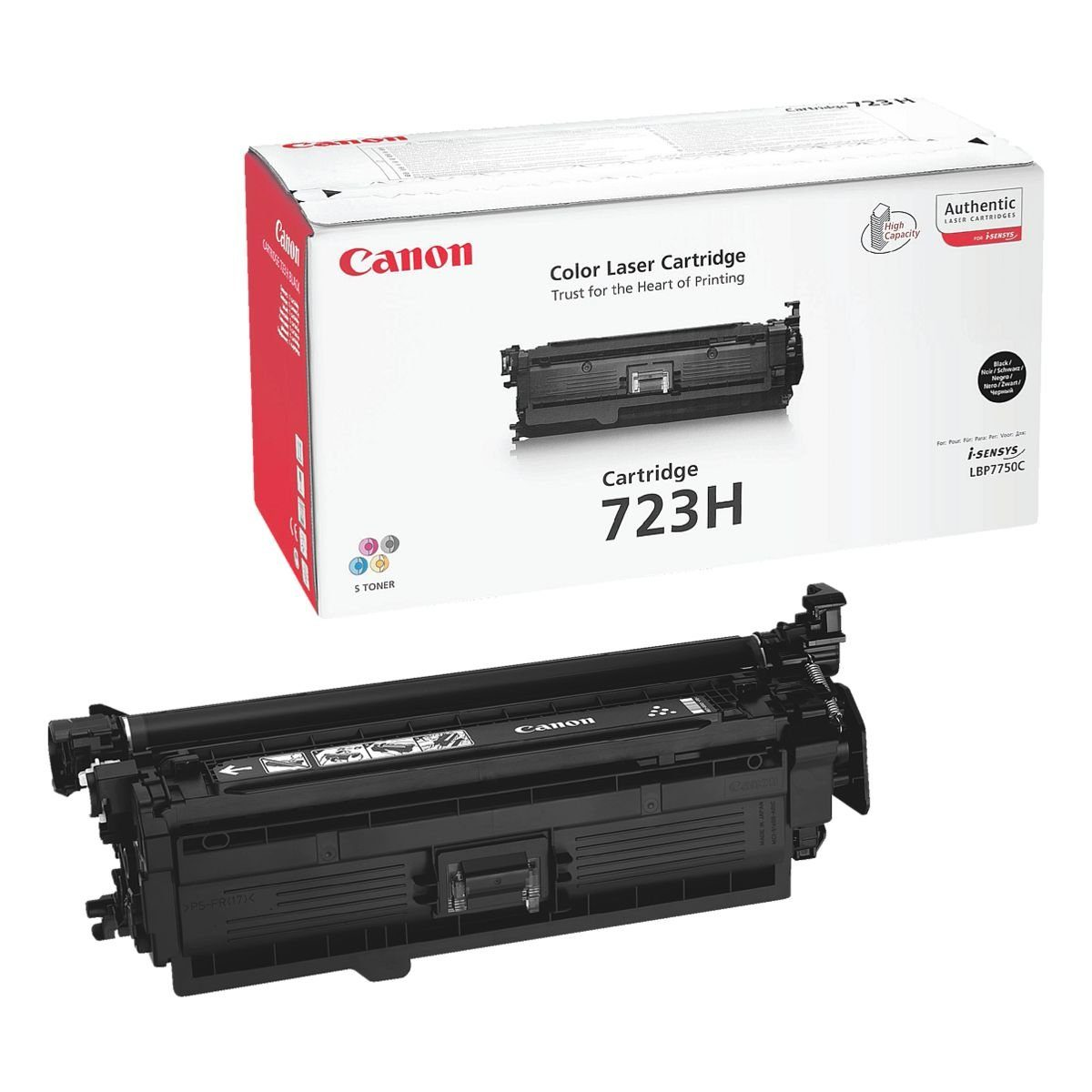 Canon Toner »723BK HC«