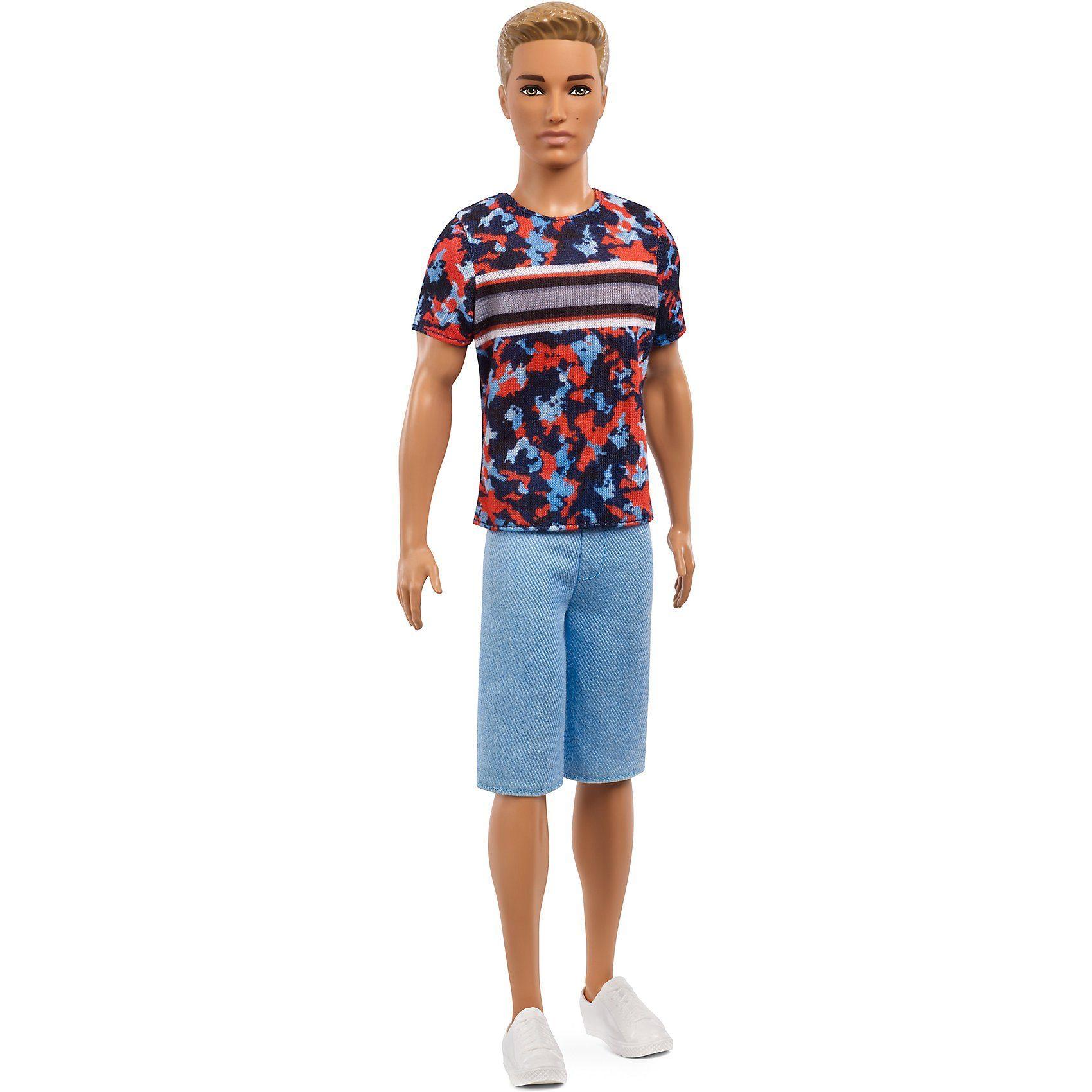 Mattel® Ken Fashionistas Puppe Hyper Print