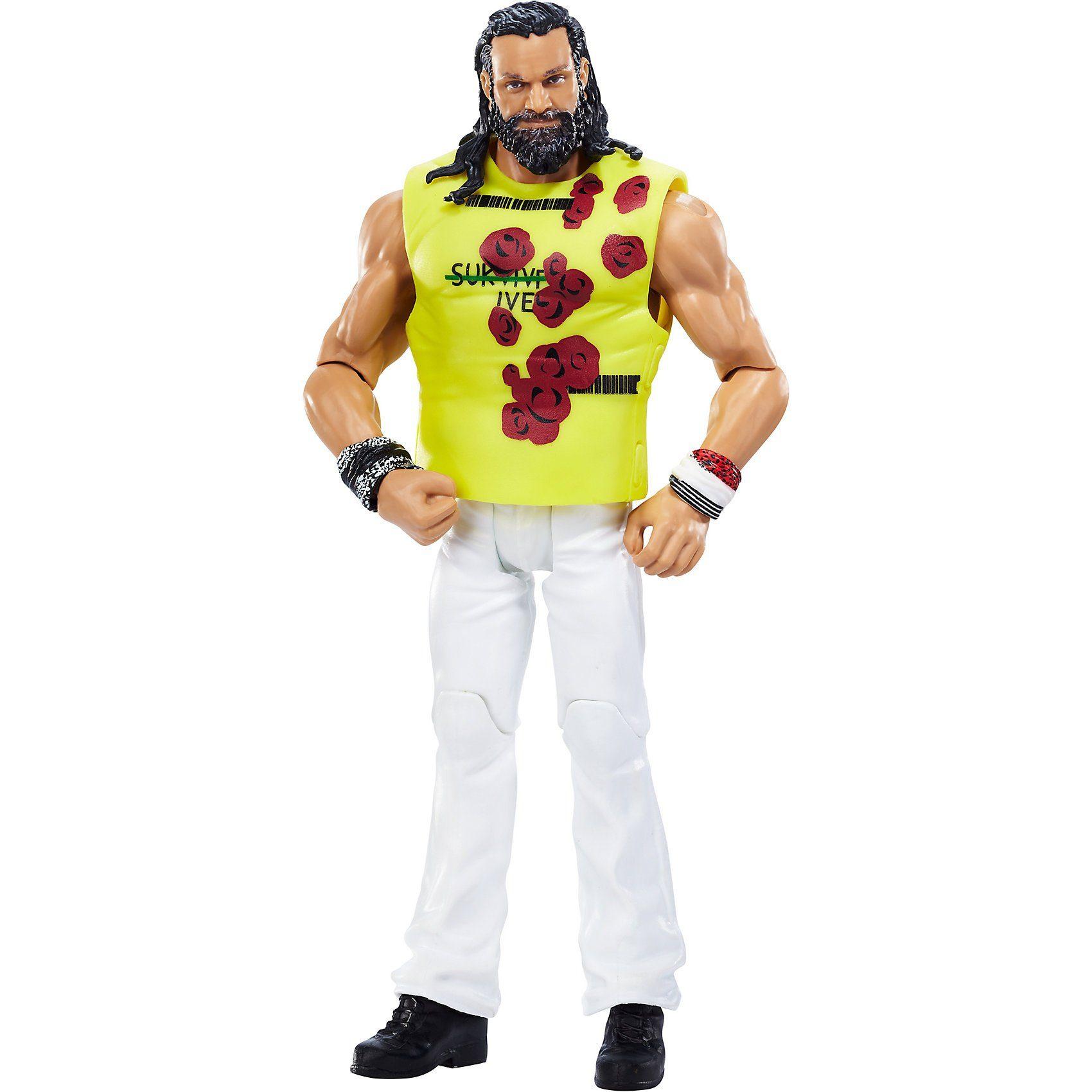 Mattel® WWE WrestleMania Figur (15 cm) Elias
