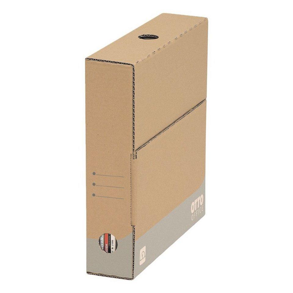 OTTO Office Budget 10er-Pack Archivschachteln